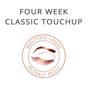 classic four week touchup